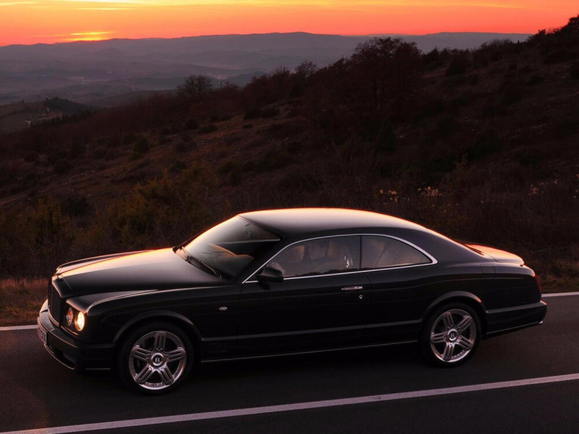 Bentley Brooklans раннее